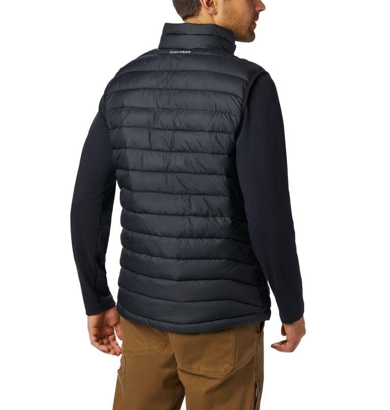Men's Powder Lite™ Vest - Plus Size Men's Powder Lite™ Vest - Plus Size, back
