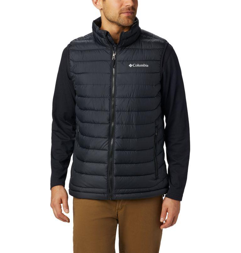 Men's Powder Lite™ Vest - Plus Size Men's Powder Lite™ Vest - Plus Size, front
