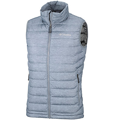 Men's Powder Lite™ Vest - Plus Size , front
