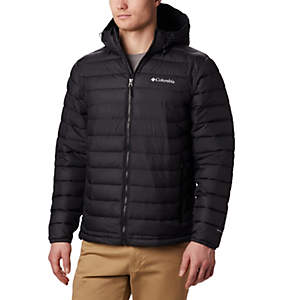 Men's Powder Lite™ Hooded Jacket - Extended Size