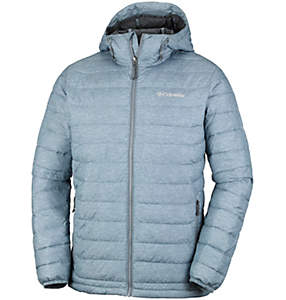 Men's Powder Lite™ Hooded Jacket - Plus Size
