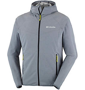 Chaqueta softshell Heather Canyon™ para hombre – Talla Grande