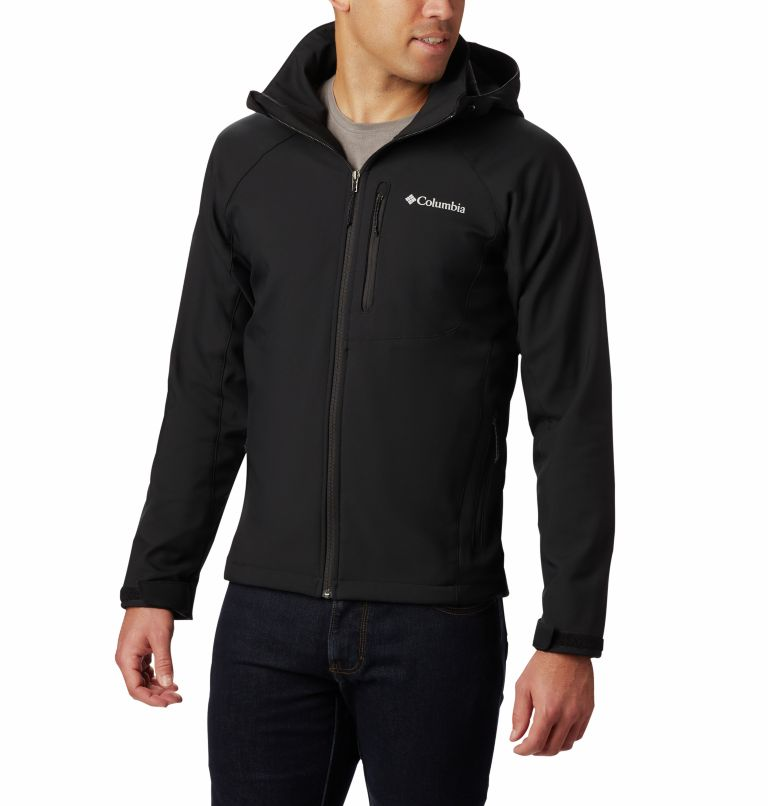 Men's Cascade Ridge™ II Softshell Jacket – Plus Size Men's Cascade Ridge™ II Softshell Jacket – Plus Size, front