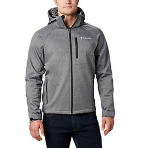 Men's Cascade Ridge™ II Softshell Jacket – Plus Size