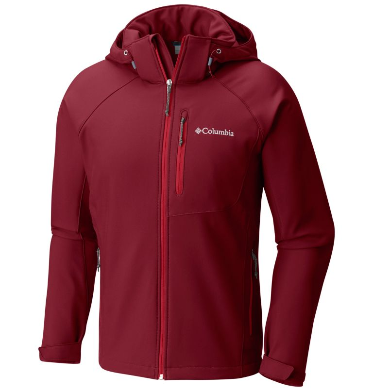 Veste Softshell Cascade Ridge™ II Homme –Grande Taille Veste Softshell Cascade Ridge™ II Homme –Grande Taille, front