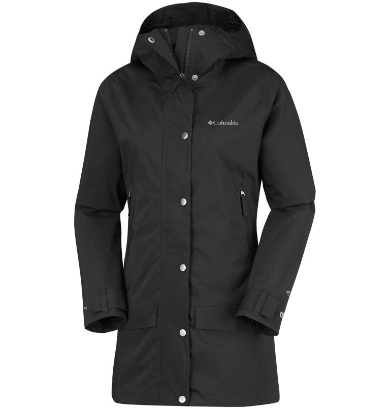 Trench-Coat Rainy Creek™ Femme –Grande Taille Trench-Coat Rainy Creek™ Femme –Grande Taille, front