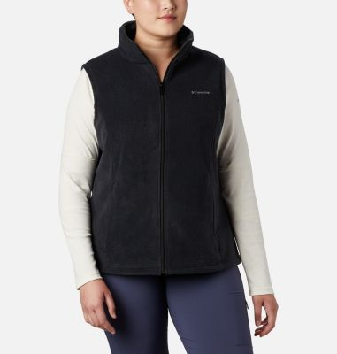 Women's Benton Springs™ Vest — Plus Size at Columbia Sportswear in Oshkosh, WI | Tuggl