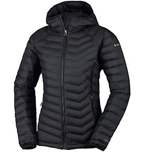 Women's W Powder Lite™ Hooded Jacket - Extended Size