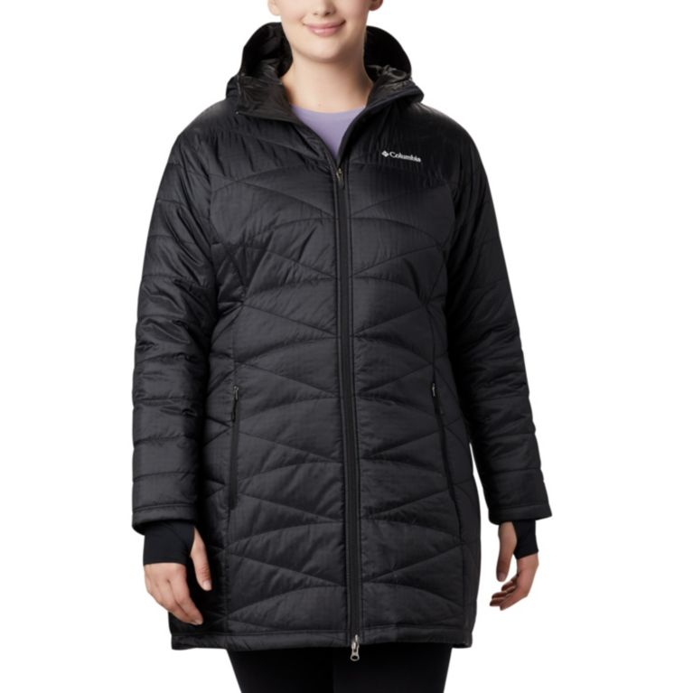 ecfd08c07c8 Women s Mighty Lite Hooded Jacket - Plus Size