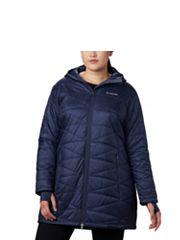 Women's Mighty Lite™ Hooded Jacket | Columbia.com