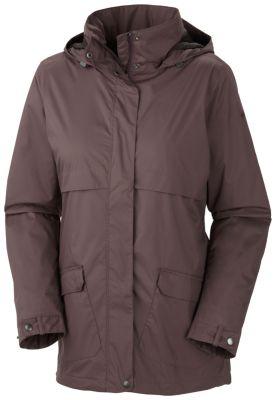 Women's Precipitation Nation™ Fleece Lined Rain Jacket – Extended Sizes