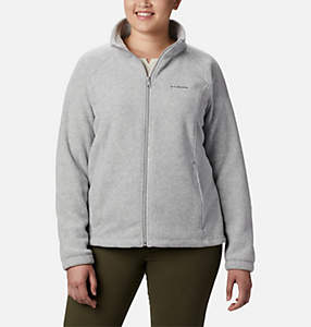 Women s Benton Springs™ Full Zip — Plus Size 5a7fe1c58