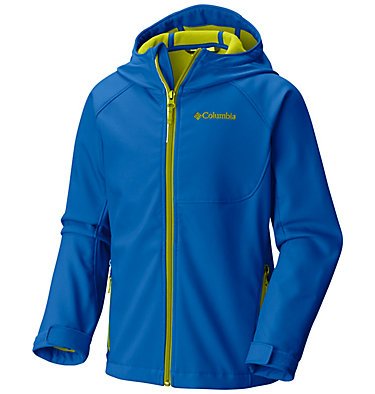 Kids' Cascade Ridge™ Softshell Jacket , front