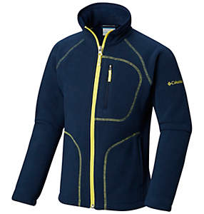 Youth Fast Trek™ II Full Zip Fleece Jacket