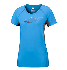 Final Climb kurzärmliges T-Shirt für Damen
