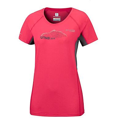 T-shirt a maniche corte Final Climb da donna , front