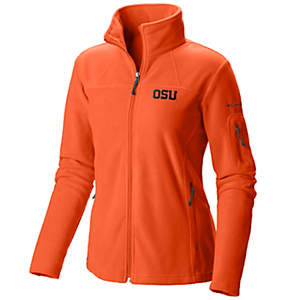 Women's Collegiate Give and Go™ Full Zip Fleece Jacket - Oregon State