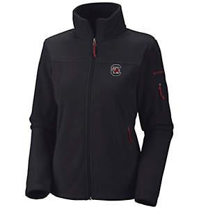 Women's Collegiate Give and Go™ Full Zip Fleece Jacket - South Carolina