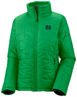 Women's Collegiate Mighty Lite™ Jacket - Notre Dame