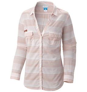 Women's Collegiate Sun Drifter™ Long Sleeve Shirt - Texas
