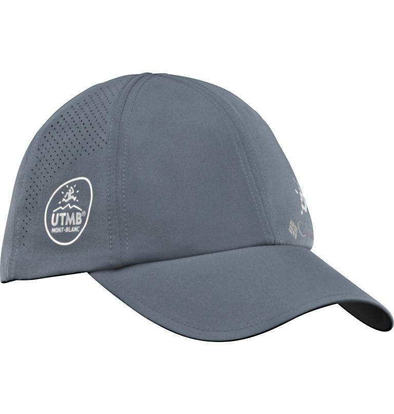 Men's UTMB® Silver Ridge Ball Cap II Men's UTMB® Silver Ridge Ball Cap II, Graphite, Columbia Grey, back