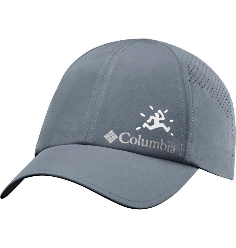 Men's UTMB® Silver Ridge Ball Cap II Men's UTMB® Silver Ridge Ball Cap II, Graphite, Columbia Grey, front