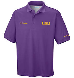 Men's Collegiate Perfect Cast™ Polo - LSU