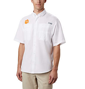 Men's Collegiate Tamiami™ Short Sleeve Shirt - Clemson