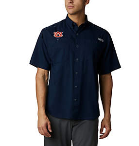 Men's Collegiate Tamiami™ Short Sleeve Shirt - Auburn