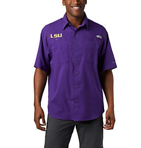 Men's Collegiate Tamiami™ Short Sleeve Shirt - LSU