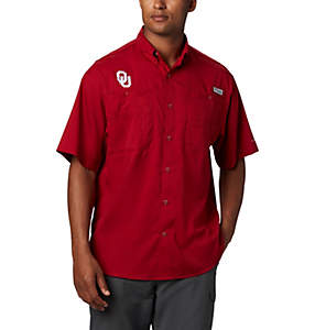 Men's Collegiate Tamiami™ Short Sleeve Shirt - Oklahoma