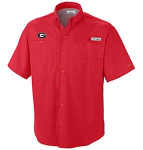 Men's Collegiate Tamiami™ Short Sleeve Shirt - Georgia