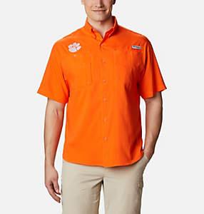 Men's Collegiate Tamiami™ Short Sleeve Shirt - Clemson