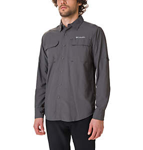 Men's Silver Ridge™ II Long Sleeve Shirt - Plus Size