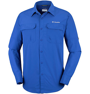 Men's Silver Ridge™ II Long Sleeve Shirt , front