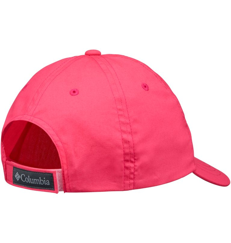 Youth Adjustable Ball Cap | 673 | O/S Casquette de Baseball Réglable Enfant, Bright Geranium, back