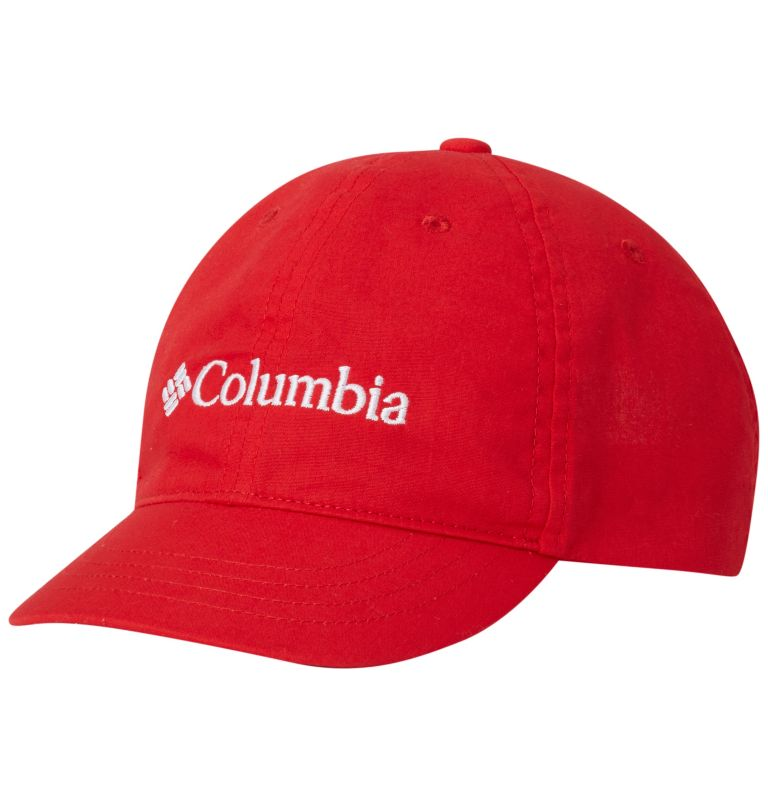 Youth Adjustable Ball Cap   691   O/S Casquette de Baseball Réglable Enfant, Bright Red, front