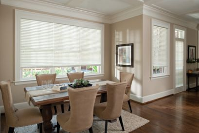 Real & Faux Wood Blinds