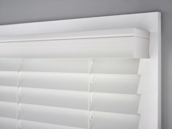 Buy Custom Faux Wood Blinds Online Levolor