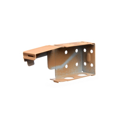 "2"" Wood Brackets - Camel"
