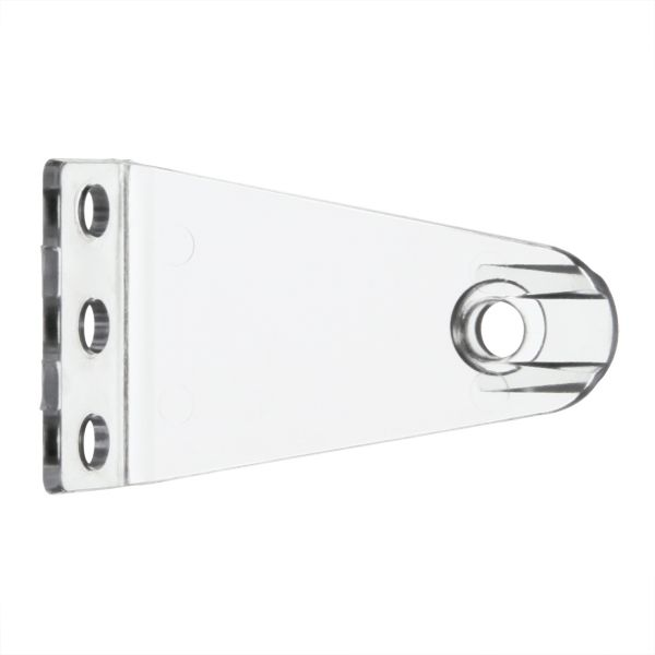 "Hold Down Brackets for 2"" Wood Blinds"