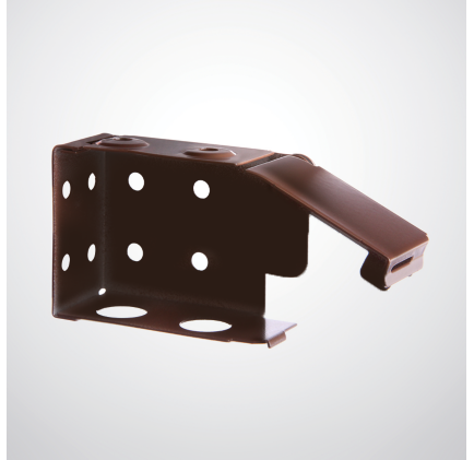 "2"" Wood Brackets - Cocoa"