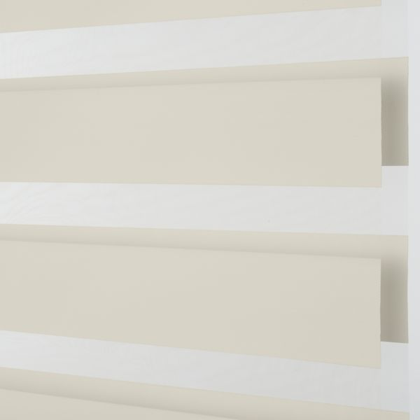 Banded Shades - Bliss Light Filtering - Ivory 4H1WH046