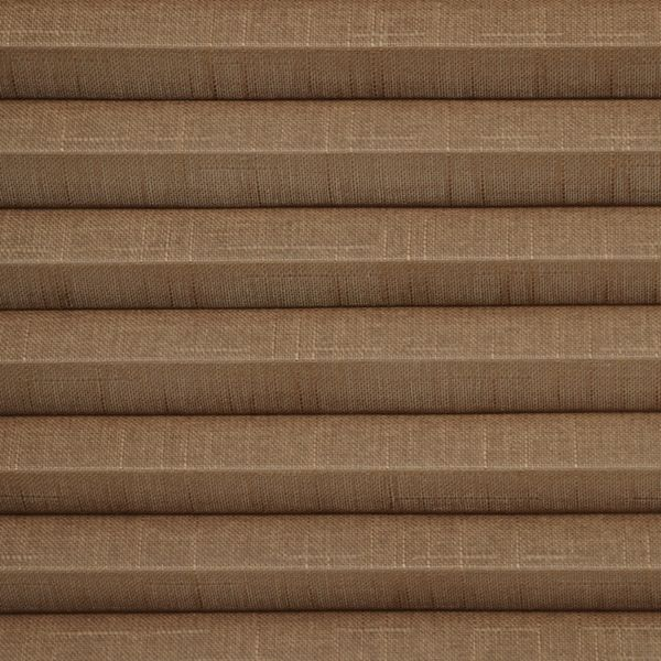 Cellular Shades - Linen Room Darkening Toffee 19770216