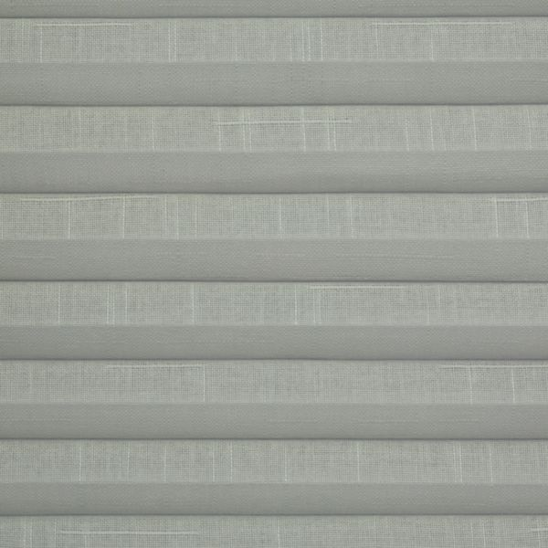 Cellular Shades - Linen Room Darkening - Light Grey 19770343