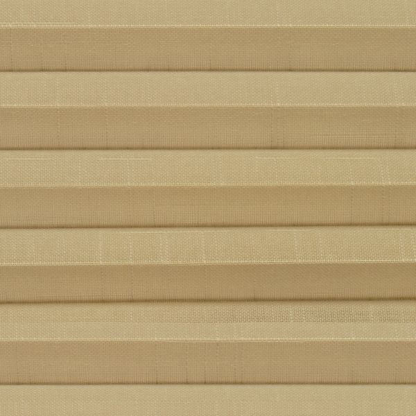 Cellular Shades - Linen Room Darkening - Antique Gold 197GT001