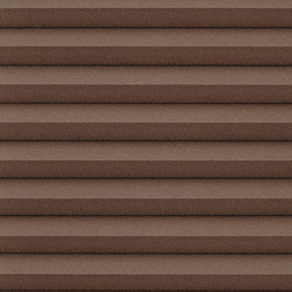 Cellular Shades - Designer Textures Room Darkening - Toffee 19870216