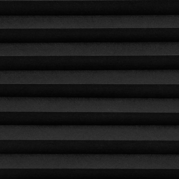 Cellular Shades - Designer Colors Room Darkening Black 19970147