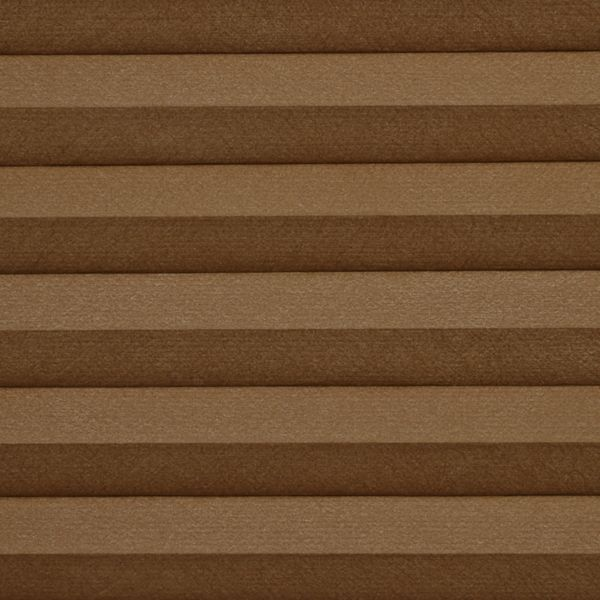 Cellular Shades - Designer Colors Room Darkening Toffee 19970216