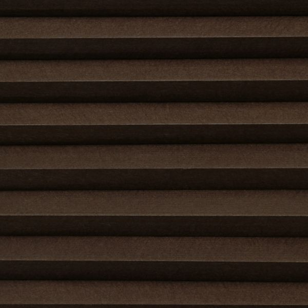 Cellular Shades - Designer Colors Room Darkening - Espresso 19980804